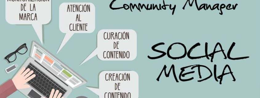 Redes Sociales. Community manager